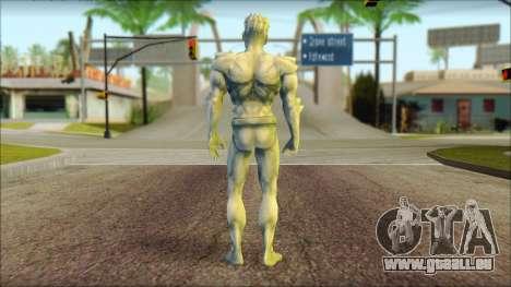 Iceman Comix pour GTA San Andreas deuxième écran