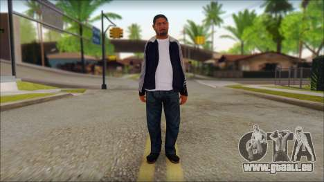 GTA 5 Ped 17 pour GTA San Andreas