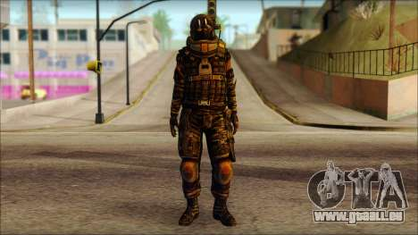 Наемник (Tom Clancy ' Splinter Cell: Blacklist) für GTA San Andreas