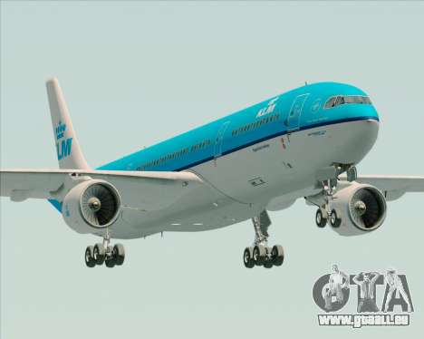 Airbus A330-300 KLM Royal Dutch Airlines pour GTA San Andreas