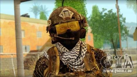 Kämpfer OGA (MoHW) v3 für GTA San Andreas dritten Screenshot