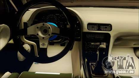 Nissan 240SX für GTA San Andreas Rückansicht