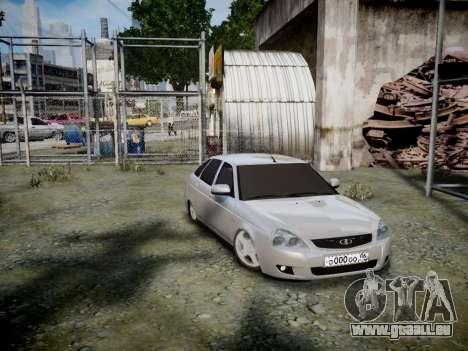 VAZ 2172 für GTA 4