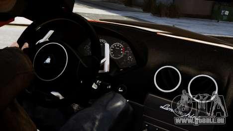 Lamborghini Murcielago 2005 pour GTA 4 est un droit
