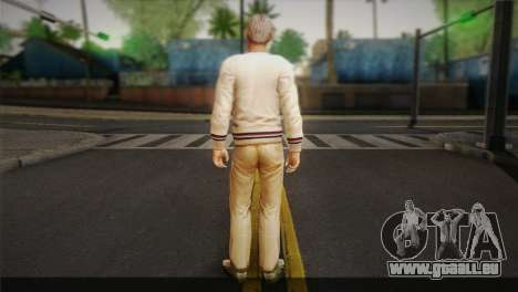 Frank Sunderland From Silent Hill: The Room pour GTA San Andreas deuxième écran
