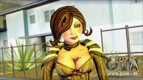 Borderlands 2 Moxxi pour GTA San Andreas troisième écran