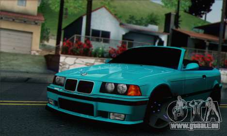 BMW 3-series Cabrio pour GTA San Andreas