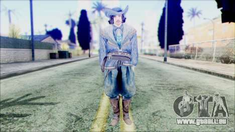 Nicolo Polo from Assassins Creed pour GTA San Andreas