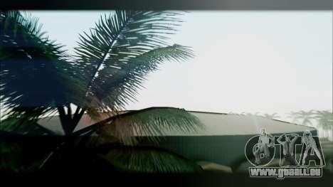 Graphic Unity V2 pour GTA San Andreas quatrième écran