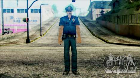 Manhunt Ped 2 pour GTA San Andreas
