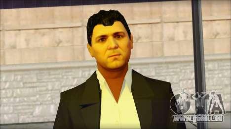 Michael from GTA 5v1 für GTA San Andreas dritten Screenshot