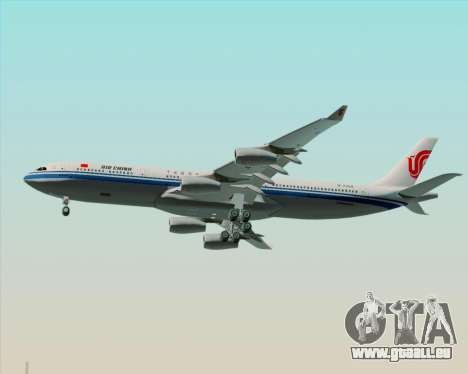 Airbus A340-313 Air China pour GTA San Andreas