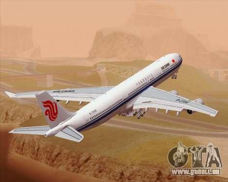 Airbus A340-313 Air China für GTA San Andreas
