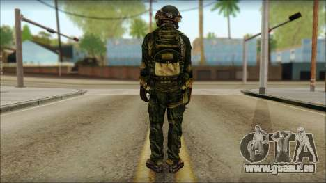 Kämpfer OGA (MoHW) v2 für GTA San Andreas zweiten Screenshot