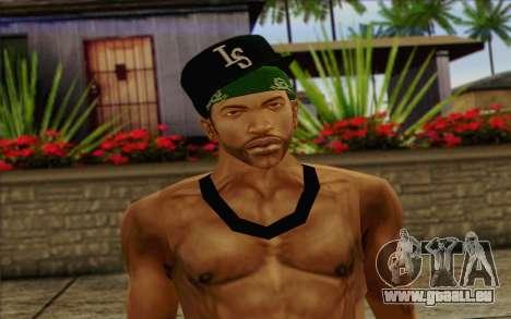 CиДжей в стиле BrakeDance für GTA San Andreas dritten Screenshot