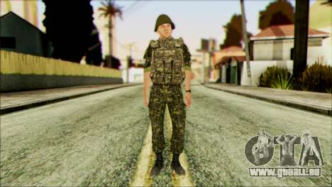 Marine APU v1 pour GTA San Andreas