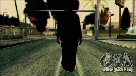 Addict (Cinématique) v2 pour GTA San Andreas deuxième écran