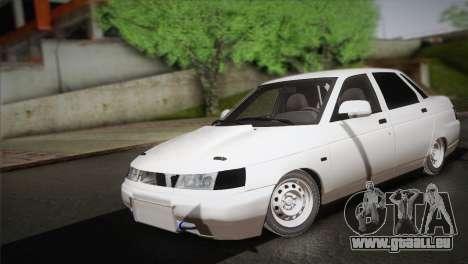 VAZ 2110 Turbo pour GTA San Andreas