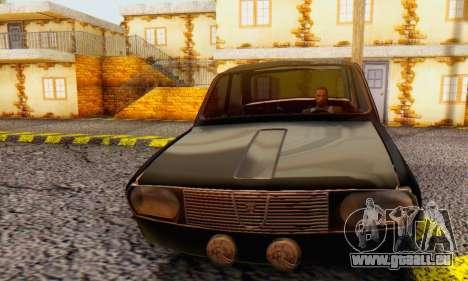 Dacia 1300 WRC Black Edition pour GTA San Andreas