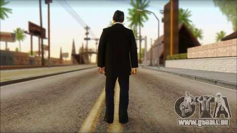 Michael from GTA 5v1 für GTA San Andreas zweiten Screenshot