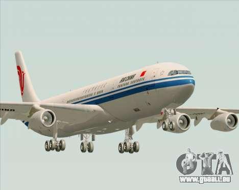 Airbus A340-313 Air China pour GTA San Andreas