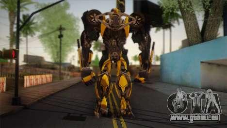 Hummel v2 für GTA San Andreas zweiten Screenshot