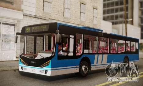 Design X4 Dreamer Blueline für GTA San Andreas