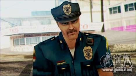 Manhunt Ped 2 pour GTA San Andreas troisième écran