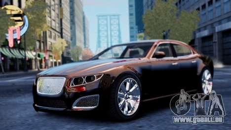 GTA 5 Lampadati Felon für GTA 4