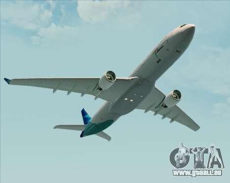 Airbus A330-300 Garuda Indonesia pour GTA San Andreas salon