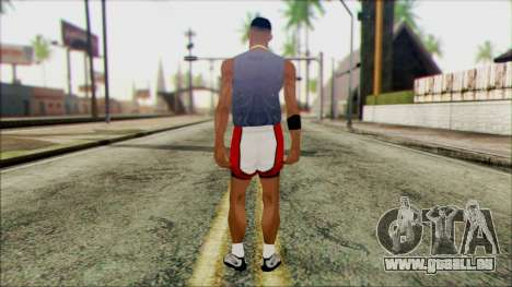 Wmyjg from Beta Version für GTA San Andreas zweiten Screenshot
