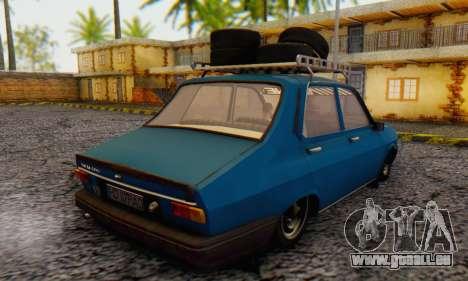 Dacia 1310 Combinata pour GTA San Andreas sur la vue arrière gauche