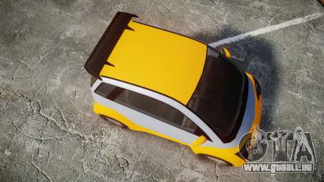 GTA V Benefactor Panto für GTA 4 rechte Ansicht