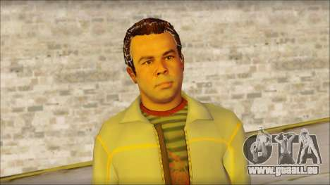 GTA 5 Ped 7 für GTA San Andreas dritten Screenshot