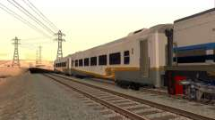 K1 Argo Traincar Indonesisch