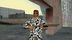 Camo Skin 05 für GTA Vice City