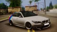 BMW M5 E60 Stance Works