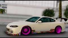 Nissan Silva S15 Turkish Drift