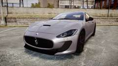 Maserati GranTurismo MC Stradale 2014 [Updated] für GTA 4