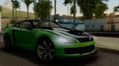 GTA V Elegy RH8 Twin-Turbo (IVF)