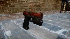 Pistolet Glock 20 bacon