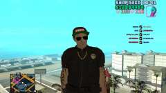 C-HUD GTA Vice City edited SampHack