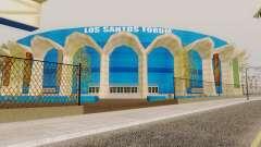 Neue Texturen-Stadion in Los Santos