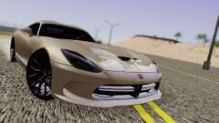 Dodge Viper SRT GTS 2013 Road version