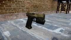 Pistole Glock 20 ein tac-au