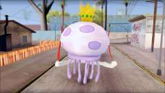 Kingjelly from Sponge Bob für GTA San Andreas