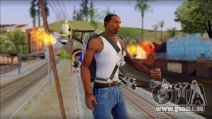 New Jetpack pour GTA San Andreas