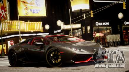 Lamborghini Huracan LP610-4 SuperTrofeo pour GTA 4