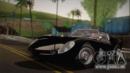 GTA 5 Stinger GT (IVF) für GTA San Andreas