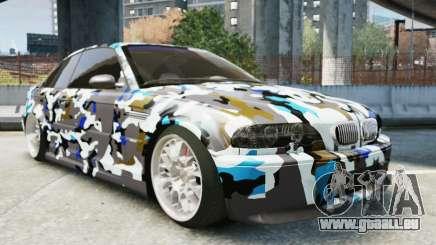 BMW M3 E46 Emre AKIN Edition pour GTA 4